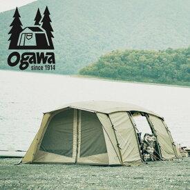 ogawa(小川キャンパル) アポロン 5人用 サンドベージュXダークブラウン 2774