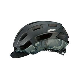 オージーケー カブト(OGK KABUTO) ヘルメット BC-Glosbe2(BC・グロッスベ2) S/M マットブラックカモ BC-Glosbe2