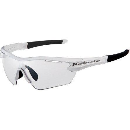オージーケー カブト(OGK KABUTO) サングラス 101 Photochromic 調光レンズ M/Lサイズ ホワイト 101ph