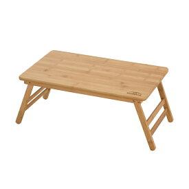 BUNDOK(バンドック) バンブーテーブル50 ウッド BD-191