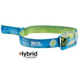PETZL(ペツル) ティキッド 最大20ルーメン 単四電池式 ブルー E091BA00