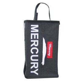 MERCURY(マーキュリー) キャンバス NEW ティッシュボックスカバー B(ブラック) MECANTBB