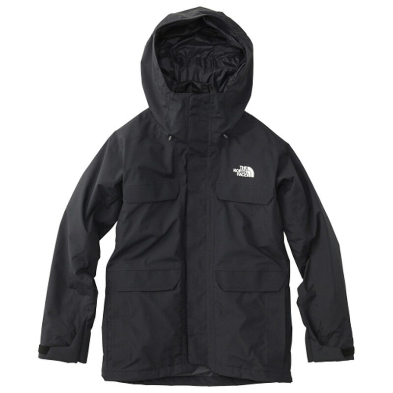 THE NORTH FACE(ザ・ノースフェイス) GATEKEEPER TRICLIMATE JACKET Men's L K(ブラック) NS61808