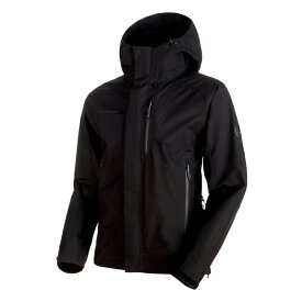 MAMMUT(マムート) Ayako Pro HS Hooded Jacket Men's M black 1010-26740