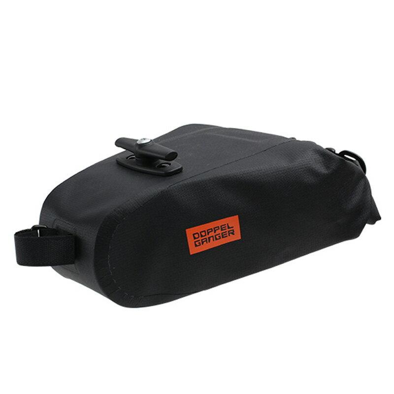 ドッペルギャンガー(DOPPELGANGER) パズルサドルバッグ ブラック DBS444-BK