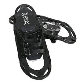 DOD(ディーオーディー) スノーシュー ブラック SW-15A