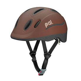 オージーケー カブト(OGK KABUTO) ヘルメット PAL(パル) 49-54cm未満 マロンブラウン 20600265