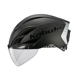オージーケー カブト(OGK KABUTO) ヘルメット AERO-R1 (エアロ-R1) XS/S マットブラック-2 20601152
