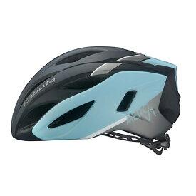 オージーケー カブト(OGK KABUTO) ヘルメット AERO-V1 L/XL G-1マットブルーグレー 20602012