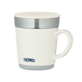 サーモス(THERMOS) 保温マグカップ 350ml WH(ホワイト) JDC-351-WH