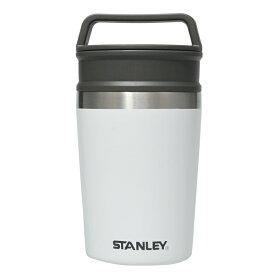 STANLEY(スタンレー) 真空マグ 0.23L ホワイト 02887-038