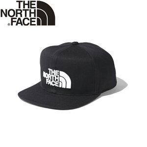 THE NORTH FACE(ザ・ノースフェイス) KIDS' TRUCKER CAP(キッズ トラッカー キャップ) KM K(ブラック) NNJ41805