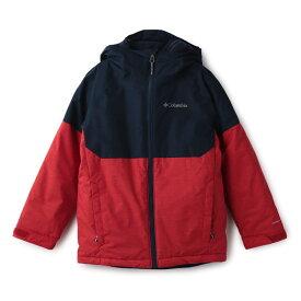 Columbia(コロンビア) ALPINE ACTION II JACKET(アルパイン アクション II ジャケット)Kid's XXS 613(MOUNTAIN RED HE) SB0105