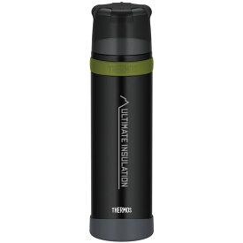 サーモス(THERMOS) FFX-901 山専用ステンレスボトル 900ml 704(マットブラック) 811700213