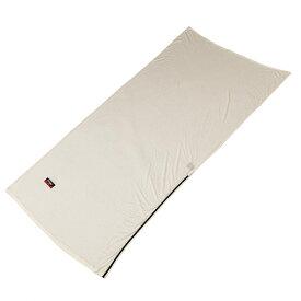 ナンガ(NANGA) メリノウール フウトウ型 シュラフシーツ WHITE H1MW0961