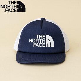THE NORTH FACE(ザ・ノースフェイス) 【21春夏】Kid's LOGO MESH CAP(ロゴ メッシュ キャプ)キッズ KM アーバンネイビー2(UU) NNJ01911