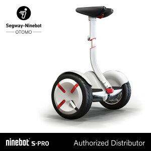 セグウェイ・ナインボット(Segway-Ninebot) 【正規品】S-Pro 【クレジットカード決済のみ】 ホワイト 46940