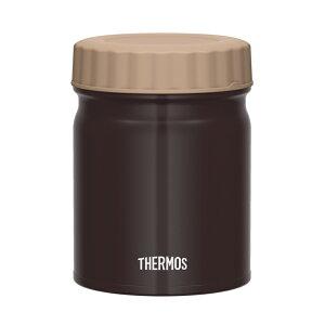 サーモス(THERMOS) シンクウダンネツスープジャー 0.4L BK(ブラック) JBT-400