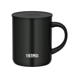 サーモス(THERMOS) シンクウダンネツマグカップ 0.35L BK(ブラック) JDG-350C