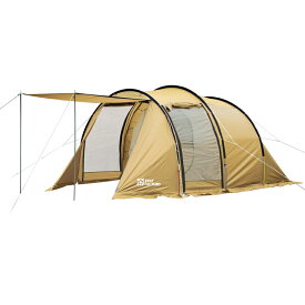 TENT FACTORY(テントファクトリー) フォーシーズン トンネル 2ルームテント BE TF-4STU2-NR