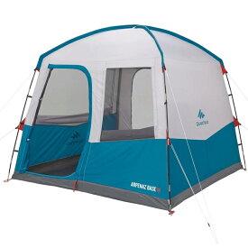 Quechua(ケシュア) HIKER'S CAMP M リビングスペースシェルター 8人用 ダークブルー 2139674-8373958