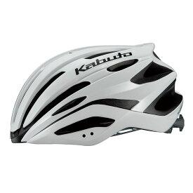 オージーケー カブト(OGK KABUTO) ヘルメット REZZA-2 XL/XXL パールホワイト