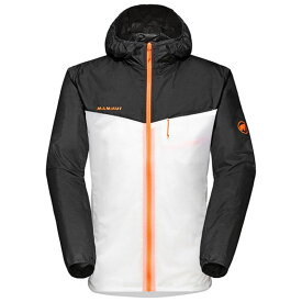 MAMMUT(マムート) Convey WB Hooded Jacket AF Men's M 0047(black-white) 1012-00190