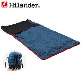 Hilander(ハイランダー) スーパーコンパクトシュラフ 5℃(ネイビー) HCA2018