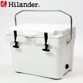 Hilander(ハイランダー) ハードクーラーボックス 25L ホワイト HCA0224