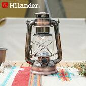 Hilander(ハイランダー)アンティークLEDランタンブロンズHCA0230