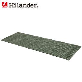 Hilander(ハイランダー) XPE 折りたたみレジャーマット カーキ HCA0264
