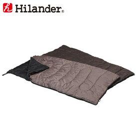 Hilander(ハイランダー) 2in1 洗える4シーズンシュラフ(0℃&5℃対応) 冬用 HCD003