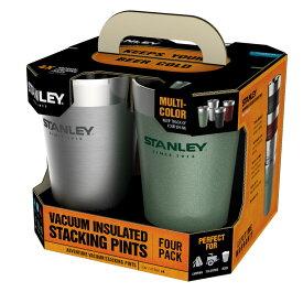 STANLEY(スタンレー) スタッキング真空パイント 4パック 0.47L 02796-006