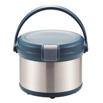 パール金属 エコック 真空保温調理鍋(ワンハンドル) 3.2L 持ち手付き 3.2L H-8091
