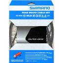 シマノ(SHIMANO/サイクル) BC−9000 ポリマーコート ブレーキケーブルセット ハイテックグレー y8yz98040