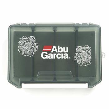 アブガルシア(Abu Garcia) クレストマーク ルアーケース スモークブラック 1366123【あす楽対応】