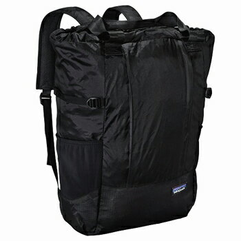 【送料無料】パタゴニア(patagonia) Lightweight Travel Tote Pack(ライトウェイト トラベル トート パック) 22L BLK(Black×Black) 48808【あす楽対応】