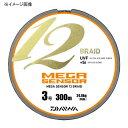 ダイワ(Daiwa) メガセンサー12ブレイド 300m 4号 04629953