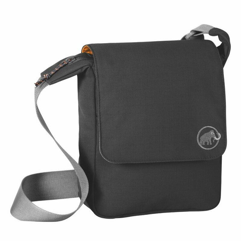 MAMMUT(マムート) Shoulder Bag Square 8L 0001(black) 2520-00560