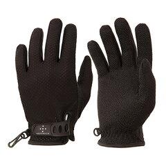 M's UV Mesh Glove L ブラック