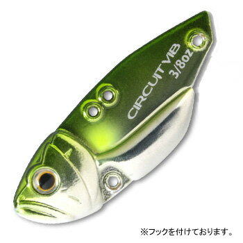 デプス(Deps) サーキットバイブ 3/8oz #10 メタルアユ【あす楽対応】