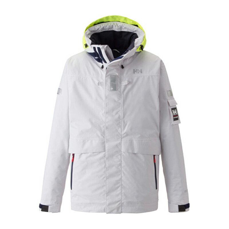 HELLY HANSEN(ヘリーハンセン) Ocean Frey Jacket Men's M W(ホワイト) HH11550