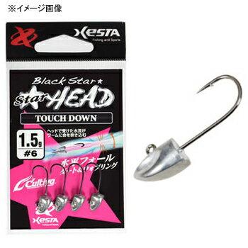 ゼスタ(XeSTA) Star★HEAD Touch Down(スターヘッド タッチダウン) 0.8g #12【あす楽対応】