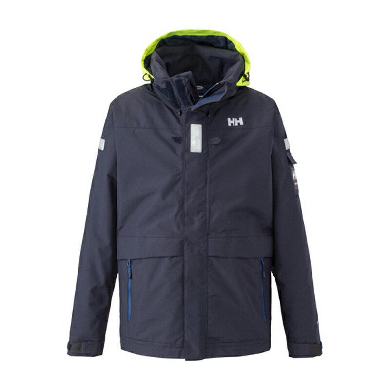 【送料無料】HELLY HANSEN(ヘリーハンセン) Ocean Frey Jacket Men's M HB(ヘリーブルー) HH11550