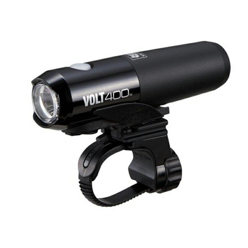 【送料無料】キャットアイ(CAT EYE) HL−EL461RC VOLT400 充電式LEDライト ブラック【あす楽対応】【SMTB】
