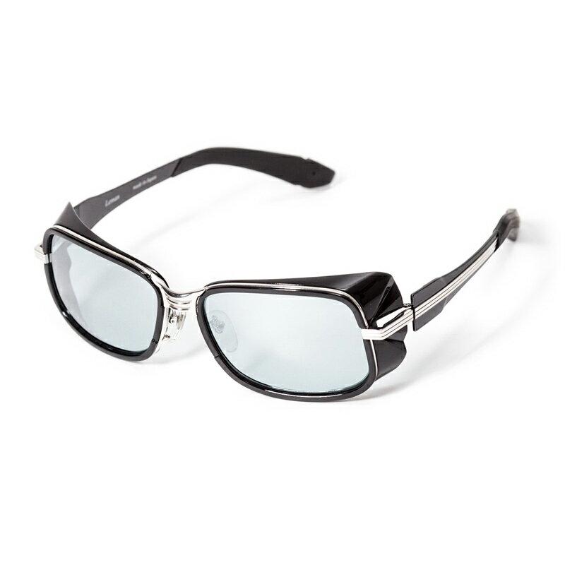【送料無料】zeal optics(ジールオプティクス) LEMAN(レマン) ブラック×シルバー マスターブルー×シルバーミラー F-1521【SMTB】