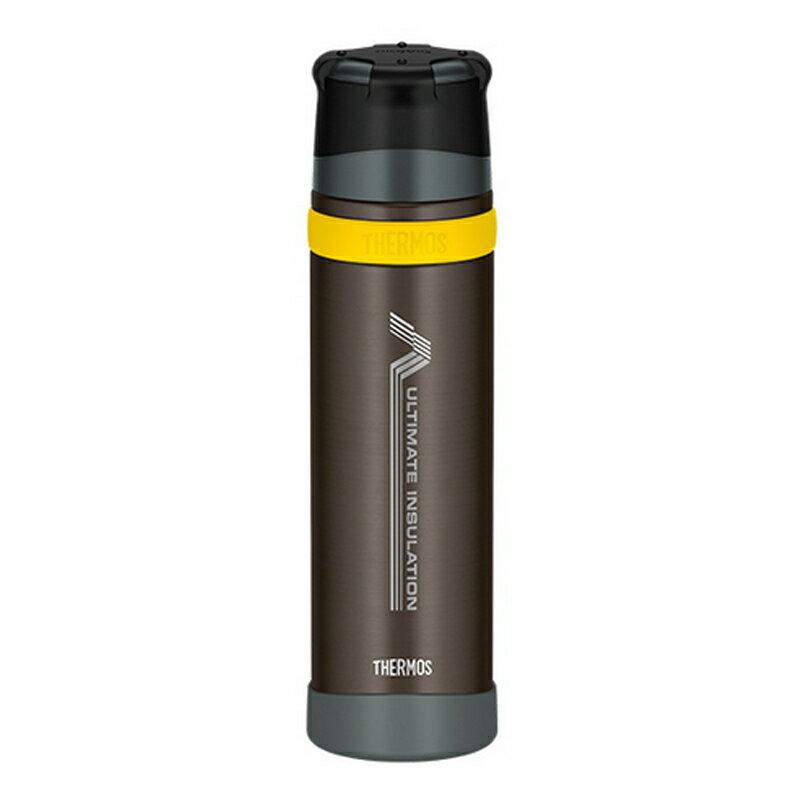 【送料無料】サーモス(THERMOS) FFX-900 登山用ステンレスボトル 山専ボトル 0.9L BK(ブラック)