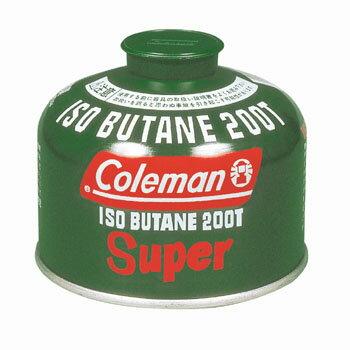 Coleman(コールマン) 純正イソブタンガス燃料[Tタイプ]230g 5103A200T【あす楽対応】