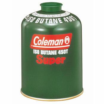 Coleman(コールマン) 純正イソブタンガス燃料[Tタイプ]470g 5103A450T【あす楽対応】