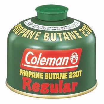 Coleman(コールマン) 純正LPガス燃料[Tタイプ]230g 5103A230T【あす楽対応】